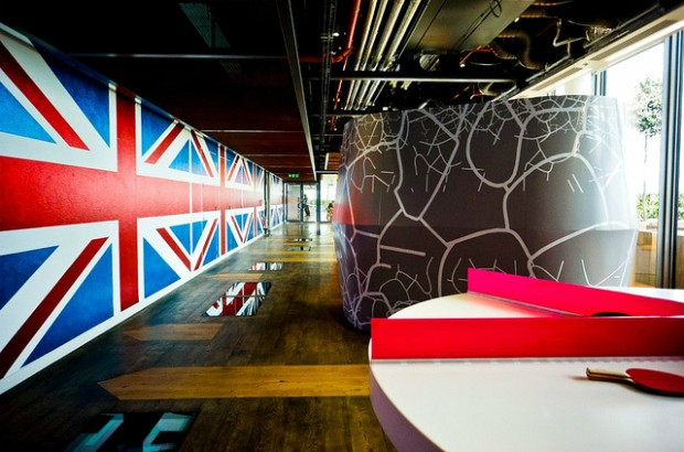 The Google Offices in London.