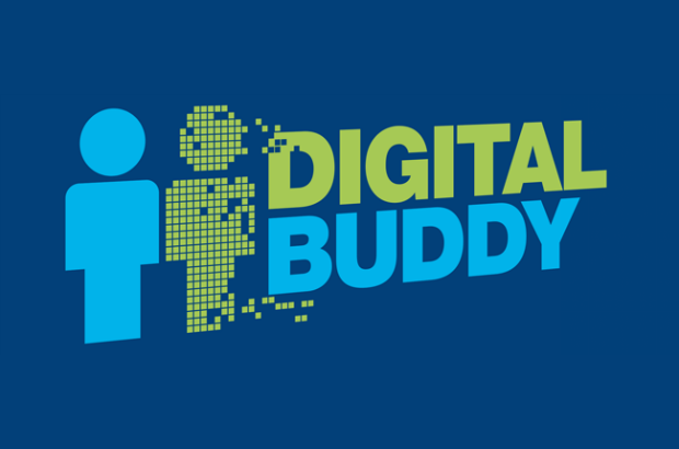 Graphic produced for the Digital Buddies project.